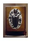 Art Deco Style Corner Cupboard  1916