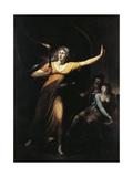 The Sleepwalking Lady Macbeth  1781-1784
