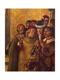 St Dominic De Guzman and Albigensians