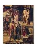 Autodafe Chaired by San Domenico Guzman