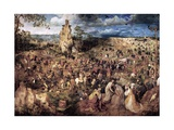The Procession to Calvary  1564