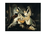 Falstaff in the Laundry Basket  1792