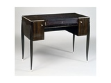 Art Deco Style Ladies Writing Desk  Stamped