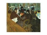 At Moulin Rouge  1892-1895