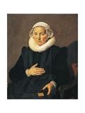 Portrait of Sarah Andriesdochter Hessix  1626