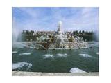 France  Palace of Versailles  Basin of Latona