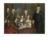 The Bermuda Group  Dean Berkeley and His Entourage  1728  Reworked 1739