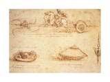 Studies of War Machines  1485