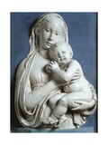 Madonna and Child  known as Madonna of Apple