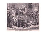 Fitzarthur Forbidding the Burial of William Ad 1087