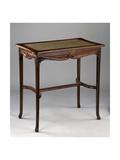Art Nouveau Style Cabinet Table  1903