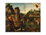 Cain Killing Abel  1510-1515