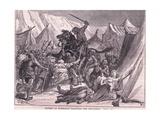 Robert of Normandy Rallying the Crusad Ers Ad 1097