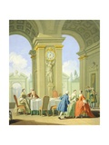 Hours of Day  Lunch  1753-1755