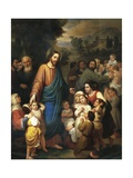 Suffer Little Children to Come Unto Me  1854
