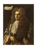 Portrait of Bartolomeo Di Capua  1710