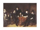 Regents of Leprosy Hospital  1649