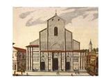 The Basilica of San Petronio in Bologna