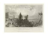 Southend Terrace  Essex  Shewing the Mouth of the Thames