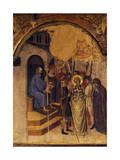 Martyrdom of St Julian  Altarpiece