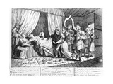 Cunicularii or the Wise Men of Godliman in Consultation  1726