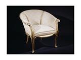 Art Nouveau Style Fougeres Armchair