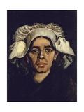 Woman  Portrait of Gordina De Groot  1885