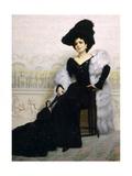 Portrait of Mrs Bruna Pagliano  1904