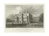 Marks Hall  Coggeshall  Essex  the Seat of Mrs Honeywood