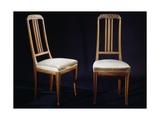 Art Nouveau Style Chair  Ca 1910