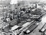 Ford Motor Company  River Rouge Plant  Dearborn  Michigan  Early 1950S