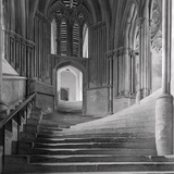 Interior Stairway of the Chapter House  Wells Cathedral