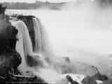Horseshoe Falls from Goat Island  Niagara  C1880-97