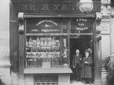 Ryan's Tobacco Shop  Henry Street  Dublin  Ireland  C1900