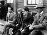 Douglas Fairbanks  Mary Pickford  Charlie Chaplin and DW Griffith C1929