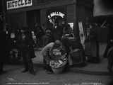 Italian Bread Peddlers  Mulberry St  New York  C1900