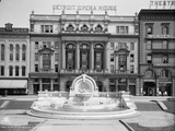 Palmer Foundation and Detroit Opera House  Detroit  Michigan  C1906