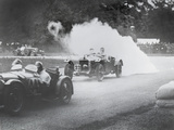 The Irish Grand Prix  Phoenix Park  Dublin  19th July 1930