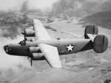 Consolidated B-24D Liberator American Bomber of Ww2