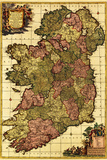 Ireland - Panoramic Map