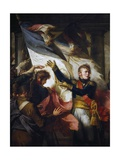 Marshal Ney Gives Back to the Soldiers of the 76th Line Regiment their Standards