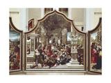 Feast of Job's Sons or Destruction of Job's Children