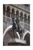 Equestrian Monument of Erasmo Da Narni  known as Gattamelata  Bronze Statue  1446-1453