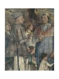 Louis II  Cardinal Francesco  Francesco II and Sigismondo Gonzaga