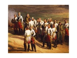 Ulm  October 20  1805  Austrian General Karl Mack and His Staff Surrendering to Napoleon  1815