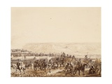 Evacuation of Wounded  Detail  from Battle of Jena  October 14  1806