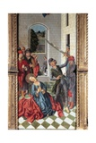 Beheading of St Catherine  Panel of St Catherine Triptych