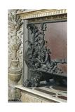 Decorative Detail of Piero and Giovanni De Medici's Tomb
