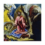 El Greco Continued to Paint Religious Subjects Until His Death at the Age of 73