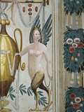 Grotesque Decoration with Harpy Figures  1645-1650